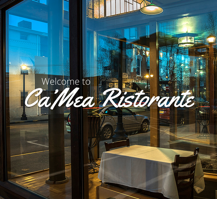 Ca Mea Ristorante A Well Elished Restaurant Of Fine Dining In Hudson New York Is Known For Its Authentic Italian Cuisine And Consistent Quality